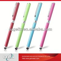 2013 newest rubber tip stylus