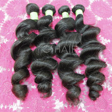 AAAAAA grade superior tangle free wholesale cheap brazilian virgin pound hair