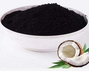 Whosale FDA Certification Pure Organic Food Grade Coconut Shell Activated Carbon Charcoal Powder