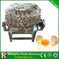 Full automatic China egg liquid machine / egg breaking machine for commercial use
