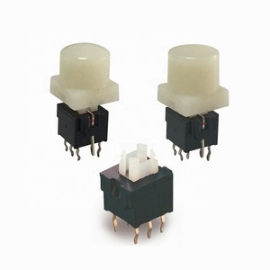 Mini On Off Illuminated Tact Tactile Push Switch