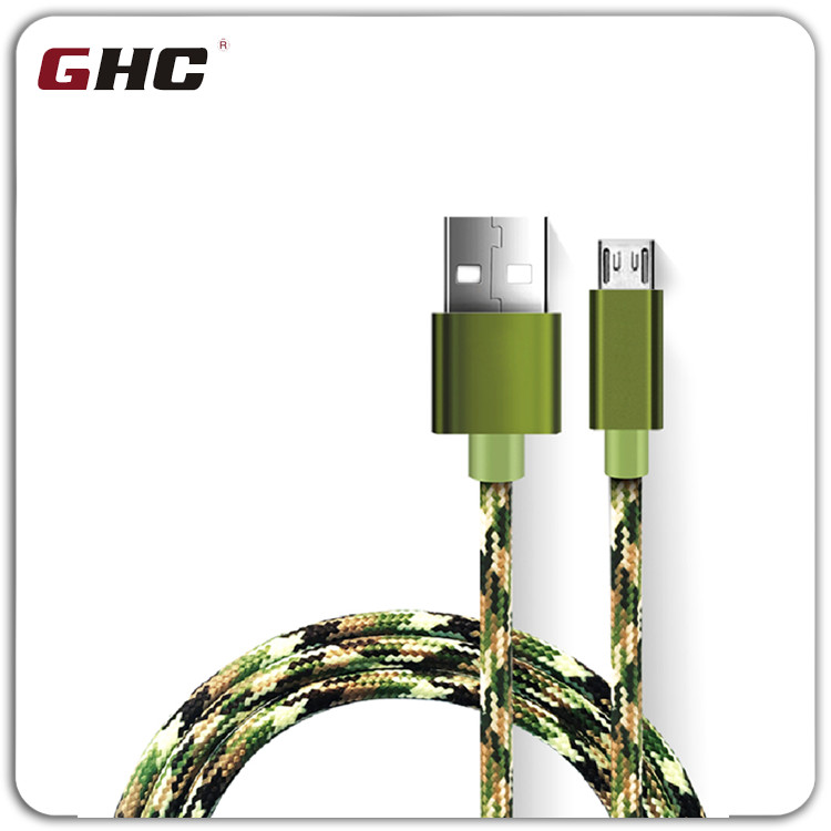 Camouflage usb cable data Kabel with HQTech Cable de Datos de USB for Olympus Digital Cameras