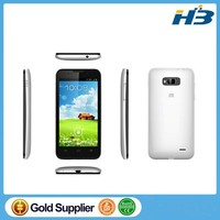 wholesale original Wholesale ZTE V965 mtk6589 Quad Core Android Phone 4.5 Inch IPS Screen 5.0MP Dual Sim Card