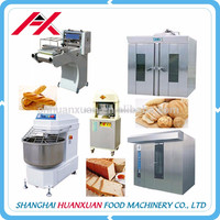 Complete bakery equipment bread machine