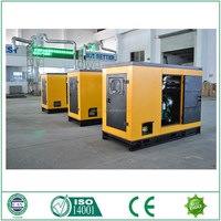 600KVA Diesel Genset Powered