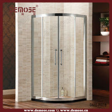 1 piece 800x800 shower enclosure