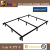 STT easy assemble bedroom furniture Twin Full Queen King all sizes metal box spring mattress foundation