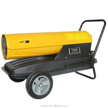 Portable Industrial Heater warehouse diesel mobile air heater