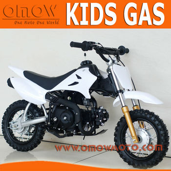 50cc-110cc Kids Gas Dirt Bike
