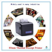 Stylish Design Paper Auto Cutter 80mm Thermal Printer
