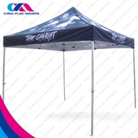 fire resistant aluminum frame small tent