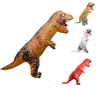 Mounts Clothing Dinosaur Costume Inflatable Walking With Dinosaur Costume