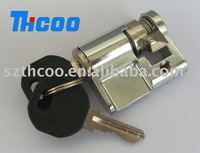 cabinet handle door lock cylinder