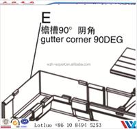 waterproofing performance roof sheet Accessories