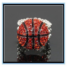 FACTORY SALE TOP10 JEWELRY !! basketball ring size XP-PR-895