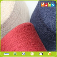 stock lot angora wool acrylic rayon nylon polyester blended yarn yarn