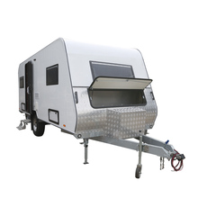 KINDLE Mobile Caravans with OEM Service for Sales