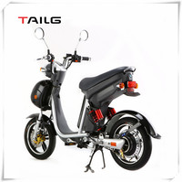 Tailg Cheap small electric scooter moped 500W electric motorcycle with pedals assistant TDRD64Z