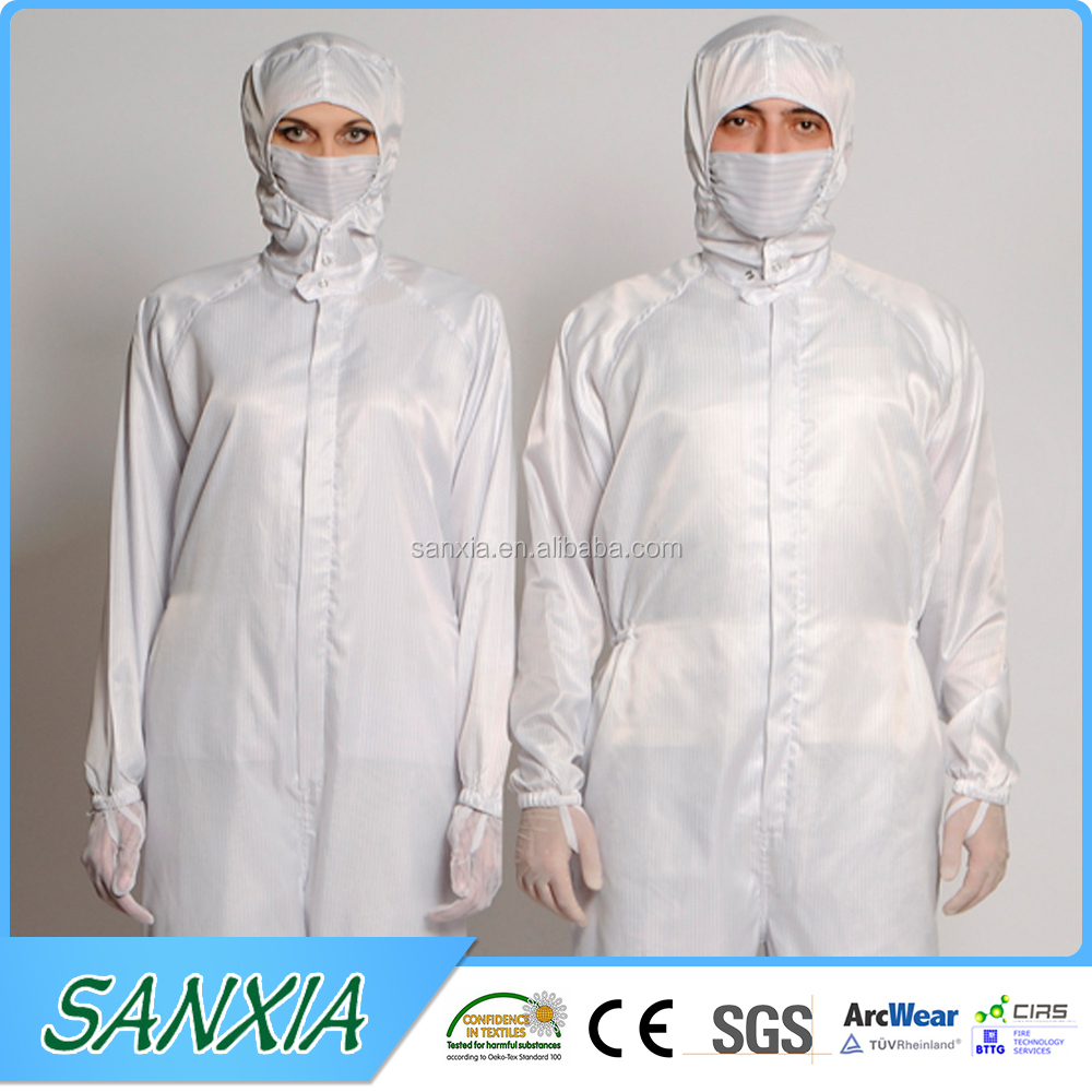 protective suit/food uniforms/chinese food factory