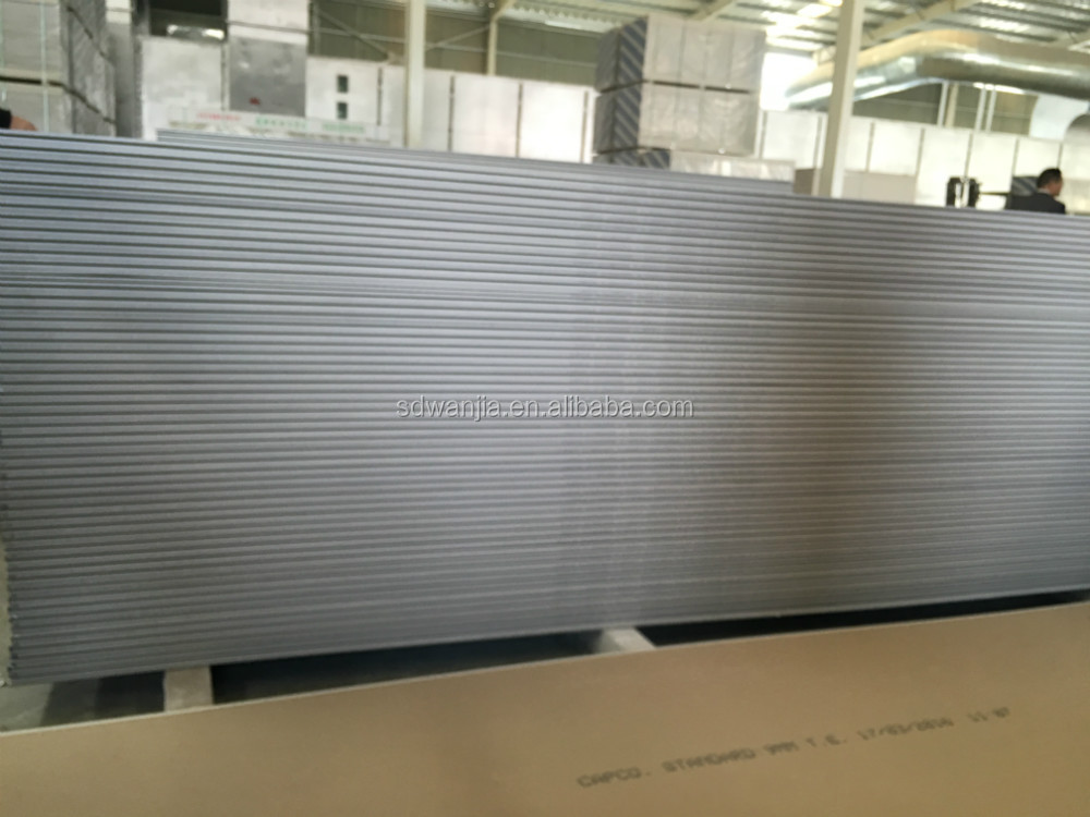high quality cheap price Gypsum Board For Ceiling And Partition system