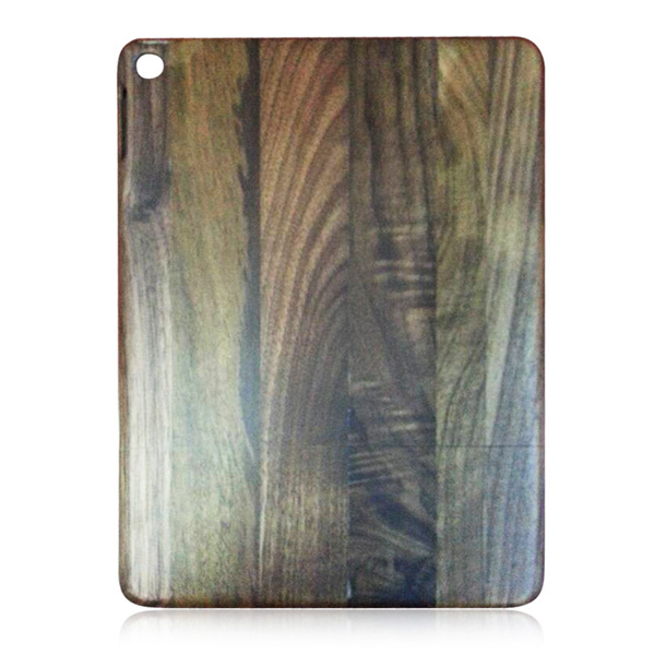 2017 newest fashion wood phone case fancy back cover good quality phone shell for ipad air2