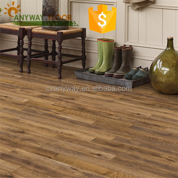 12mm gery waterproof AC3 HDF Laminate flooring/indoor HDF wood 12mm laminate flooring