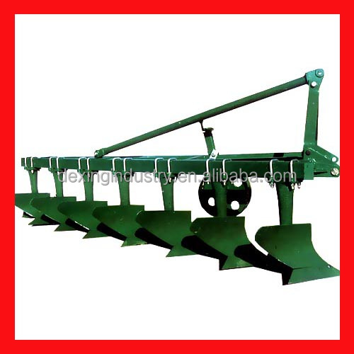 Best quality 1L-727 farm tractor share plow