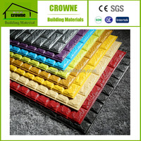 DIY children room 3d wall panel wallpaper/PE Foam Cushion/PE Foam Tiles
