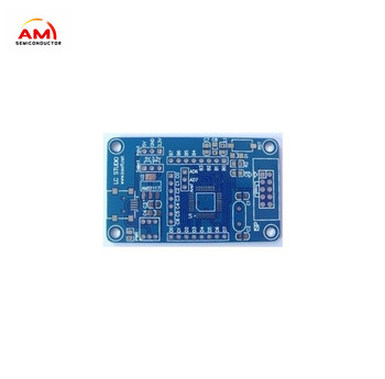 Atmega8 48 88 168 avr core board development board pcb empty plate