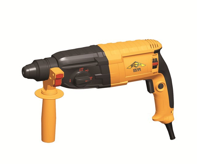 800W 0-1300rpm 26mm Electric Rotary Hammer Drills Supplier