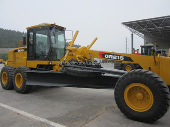 Full hydraulic motor grader GR215 with DCEC Engine