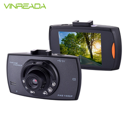 "Car Camera G30 2.4"" Full HD 1080P Car DVR Video Recorder Dash Cam 170 Degree Wide Angle Motion Detection Night Vision"