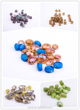 Faceted Round, Cube, Tube, Many Types of Loose Crystal Beads