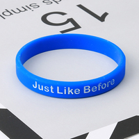 Fashion Accessories Silicone Rubber Bangle Bracelet