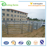 2.1x1.8 cheap galvanized cattle panels for sale