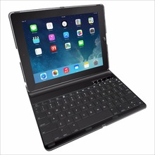 Ergonomic Keyboard Quiet Typing PC Tablet Rubberized 360 Rotating for iPad 2/3/4 Universal