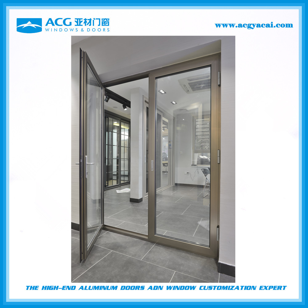Residential Aluminum Entrance Doors : Residential double entry interior exterior aluminum