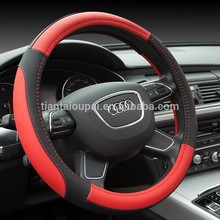 New brand 2017 microfiber leather steering wheel covers
