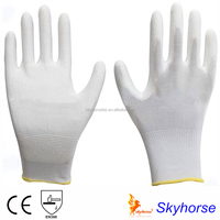 PU coated protection electrical gloves