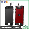 Top selling lcd touch screen for iphone 5c lcd, high quality for iphone 5c screen with digitizer