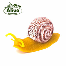 Stretch Snail TPR plastic animals squishy OEM OBM factory promotion squishy toys