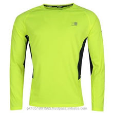 Karrimor Long Sleeved Running T Shirt Mens/ FITNESS T-SHIRT LATEST DESIGN WITH AIR VENTILATION PROCESS