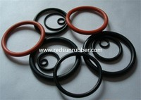 high temperature resistance rubber o rings