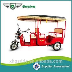 bajaj electric three wheeler eec electric tricycle rickshaw for passenger electric three wheel mortorcycle