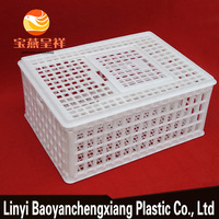 new products 2016 plastic chicken transport cage