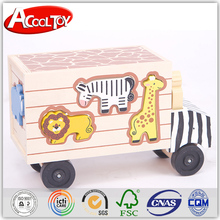new products in china market wooden kids toy car engine for boys