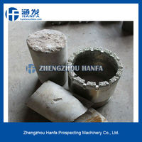 boring water well equipments Core drill bits hot sale