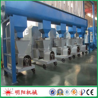 Good reputation wood waste biomass homemade briquette machine with factory price