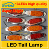 LED trailer lights china13LED led turn light lamp truck marker light