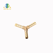 Factory manufacture various copper brass y fitting